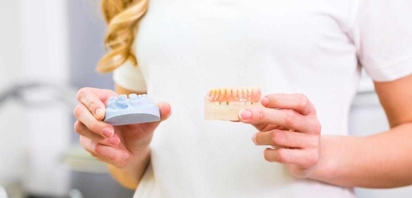 protesis dental en palma de mallorca